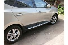Боковые пороги OE-STYLE, Hyundai IX35 (2010-2015)