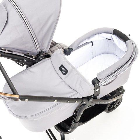 Люлька Valco baby External Bassinet для Snap Duo / Cool Grey