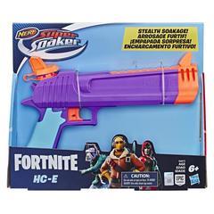 Nerf Водяной пистолет Фортнайт HC-E Super Soaker