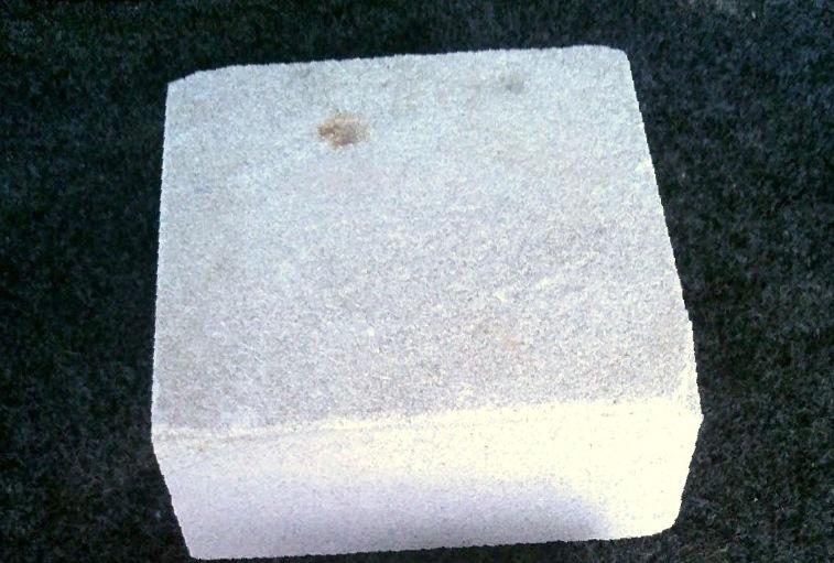брусчатка песчаник пиленный Жемчуг, для мощения