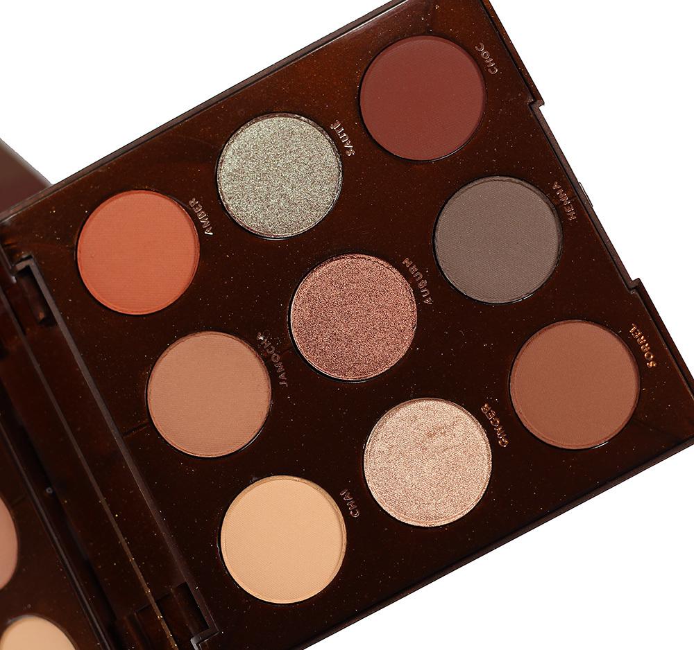 ColourPop Brown Sugar shadow palette