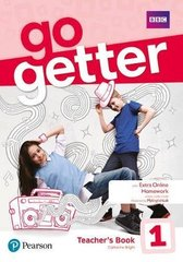 GoGetter 1 Teacher's Book with MyEnglish Lab & ...