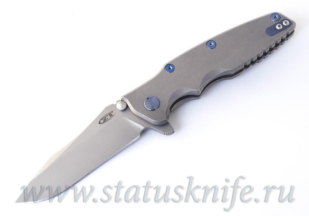 Нож Zero Tolerance 0392 Rick Hinderer Limited Edition