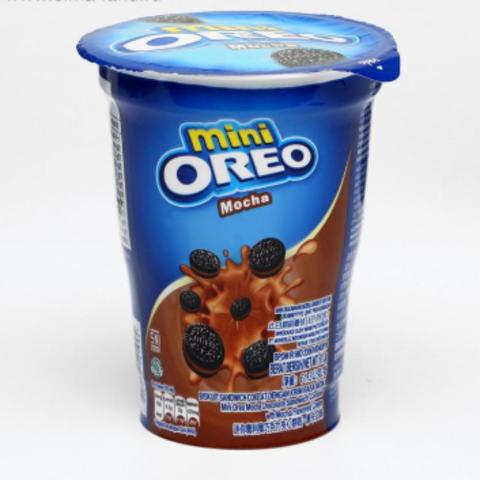 Печенье Oreo Mini Mocco, 61.3 г