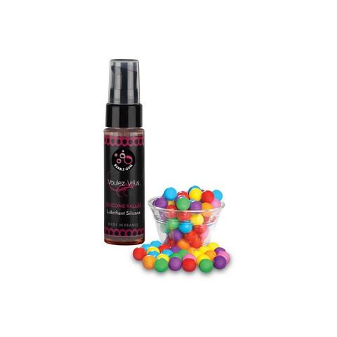 Лубрикант на силиконовой основе Voulez-Vous... - Silicon Based Lubricant Bubblegum 35 ml