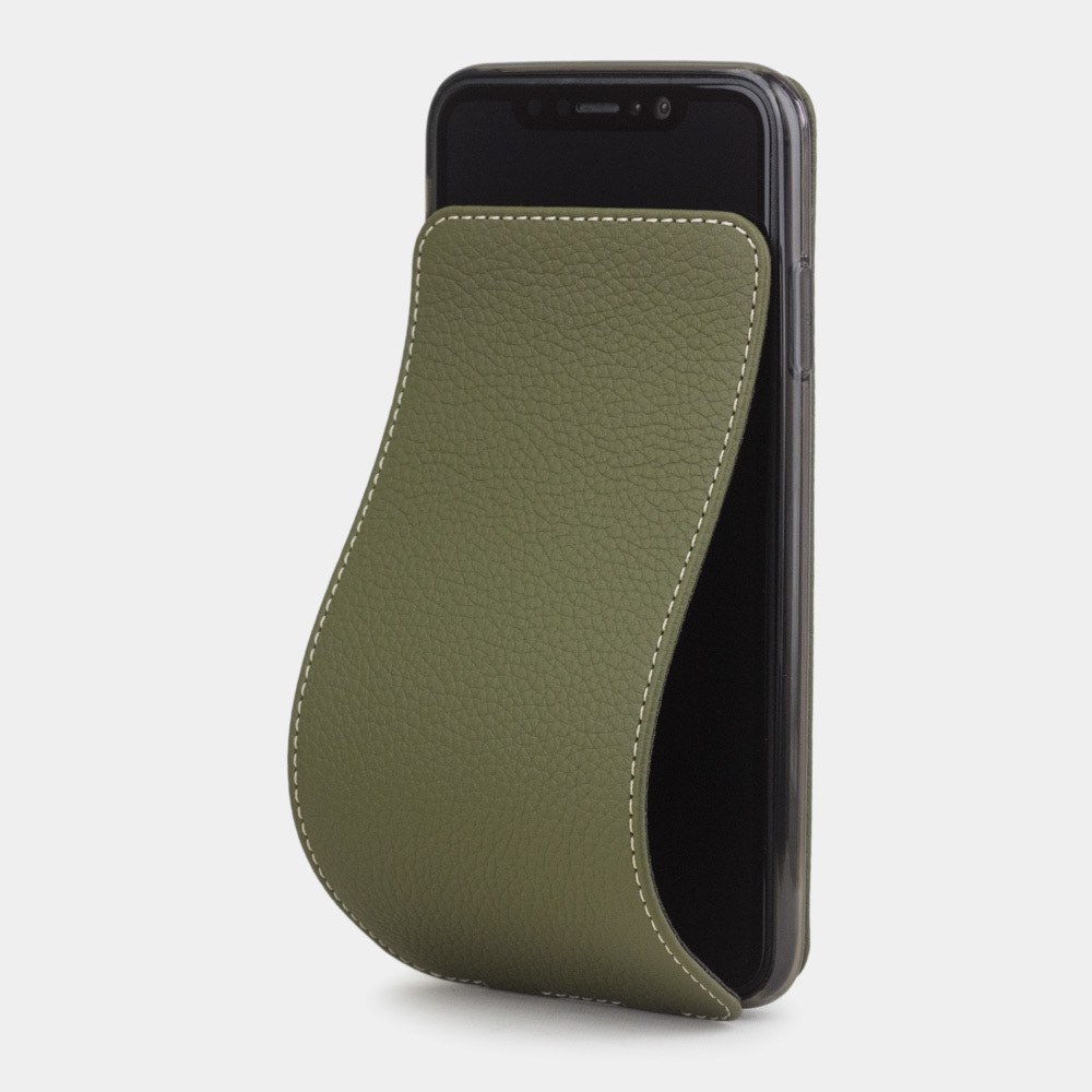 Case for iPhone XS Max - green