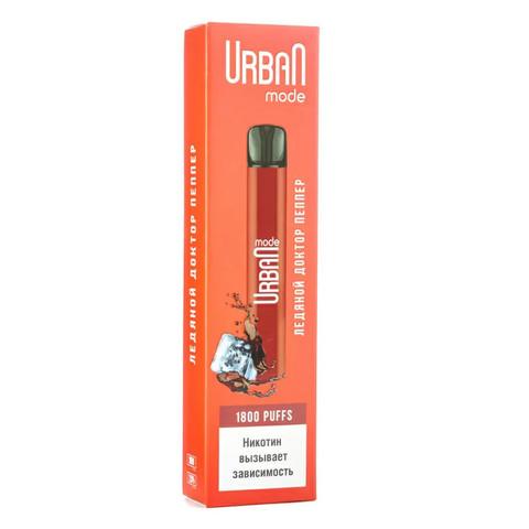 URBAN Mode (1800 затяжек) Ледяной Доктор Пеппер