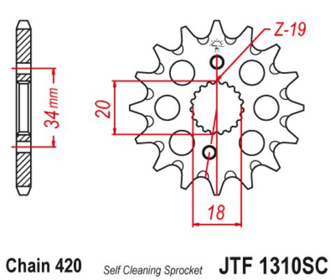 JTF1310