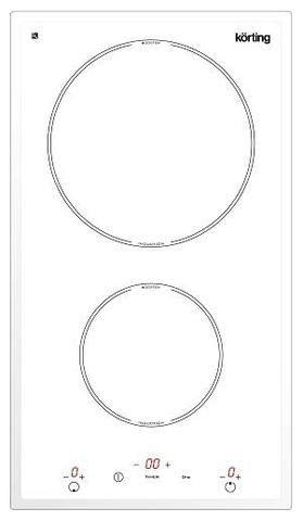 Индукционная варочная панель (домино) Korting HI 32003 BW