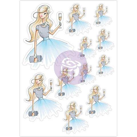 Стикеры Josefina Planner Stickers - Diamond Girl