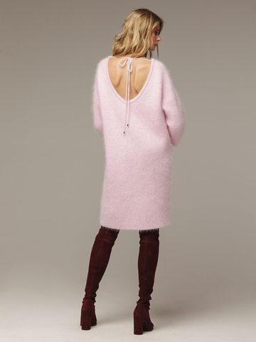 Легендарное платье-миди из ангоры для особенных моментов - фото 3