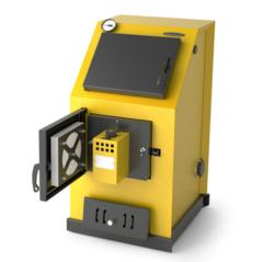 Водогрейный котел Оптимус Газ Лайт 20кВт, под АРТ и ТЭН, желтый