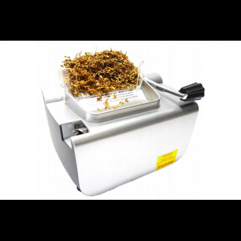 Поршневая электро машинка A-96 для набивки сигаретных гильз 8мм