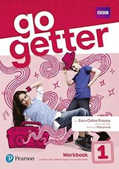 GoGetter 1 Workbook with Online Homework PIN Co...