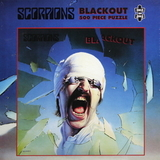 Scorpions / Blackout (Пазл)