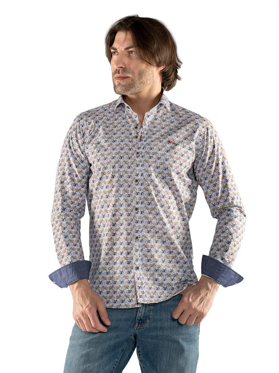 Dario Beltran рубашка Liron 6LVG 1262
