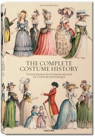 TASCHEN: The Complete Costume History