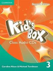 Kid's Box Updated edition 3 Class Audio CDs (3)