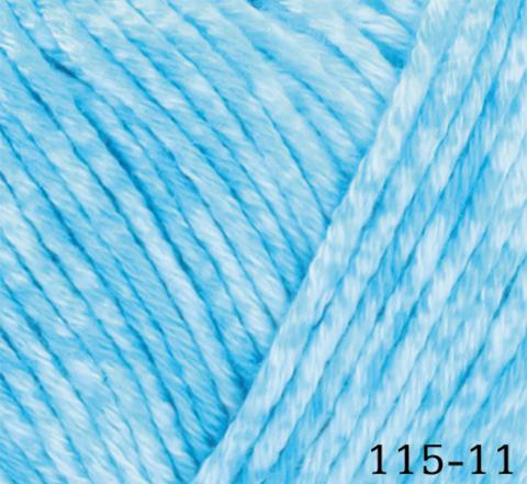 Купить Пряжа Himalaya Denim Код цвета 115-11 | Интернет-магазин пряжи «Пряха»