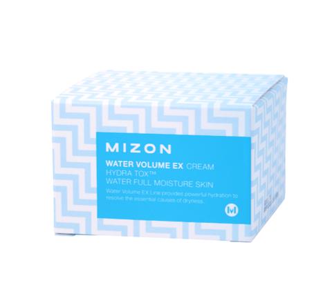 Увлажняющий крем Mizon Water Volume EX Cream со снежными водорослями