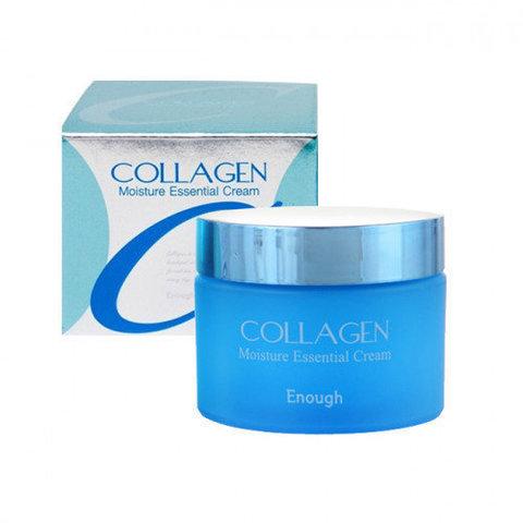 Enough Collagen Moisture Essential Cream крем для лица с гидролизованным коллагеном