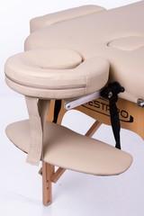 Массажный стол деревянный 2-хсекционный RESTPRO Memory 2