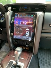 Магнитола для Toyota Fortuner 2015+ (стиль Tesla) Android 9.0 4/64GB IPS DSP модель  ZF-1238PX6