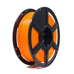 Фотография — Tiger3D PLA+ пластик катушка, 1.75 мм 1кг, оранжевая