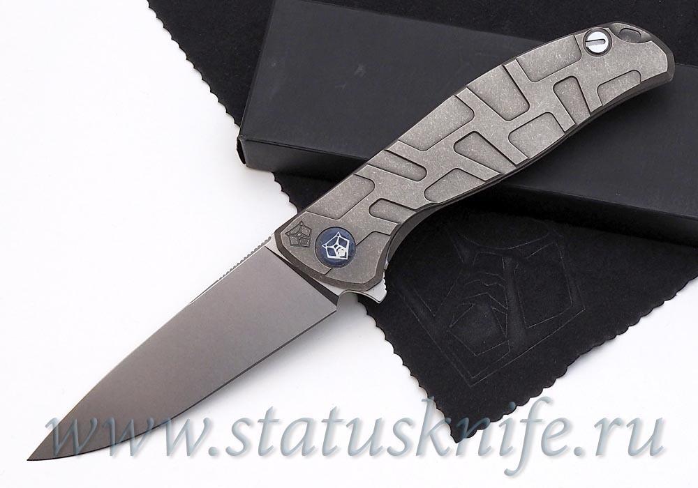 Нож Широгоров Flipper 95 ELMAX FS узор T подшипники