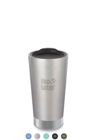 Термостакан Klean Kanteen Tumbler 473мл Brushed Stainless