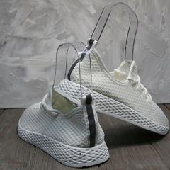 Кроссовки для асфальта женские Small Swan NB283-2 All White.