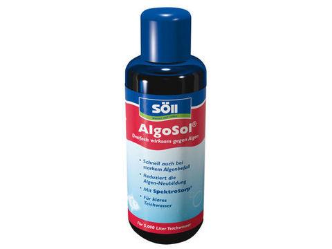 AlgoSol 0,25 л - Средство против водорослей