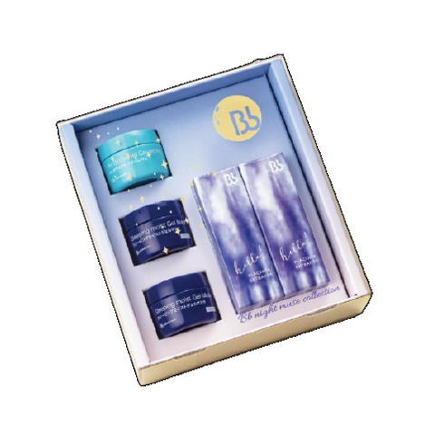 Bb Laboratories Плацентарная линия: Набор минипродуктов