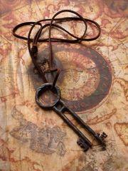 Пираты Карибского моря ключ Дейви Джонса реплика