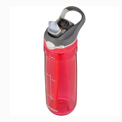 Бутылка спортивная Contigo Ashland (0,72 литра), красная