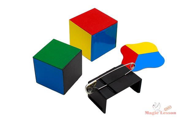 фокус с кубиком
