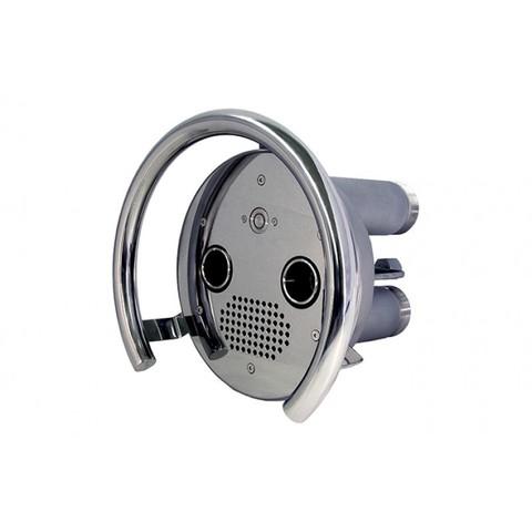 Противоток 75 м3/час(закладная деталь с лицевой панелью и сенсорной пьезокнопкой)