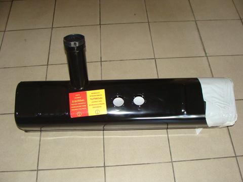 бак топливный УАЗ 469 левый (39 л) Бакор