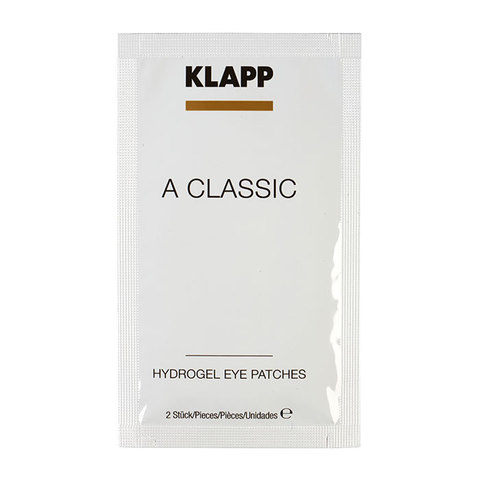 Патчи для век KLAPP A CLASSIC Hydrogel Eye Patches 1 х 5шт.