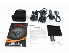 Видеорегистратор с радар детектором с GPS информатором  модель M600R