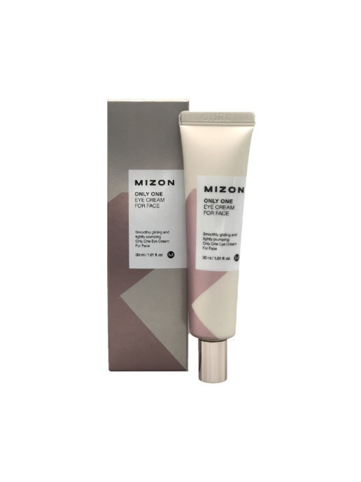Крем для области вокруг глаз и губ, Only one eye cream, Mizon, 30ml