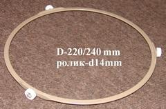 Кольцо с роликами под тарелку СВЧ