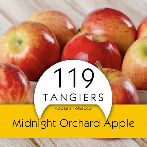 Табак Tangiers Noir Midnight Orchard Apple 250 г