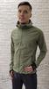 Элитная беговая непромокаемая куртка Gri Джеди 3.0 оливковая