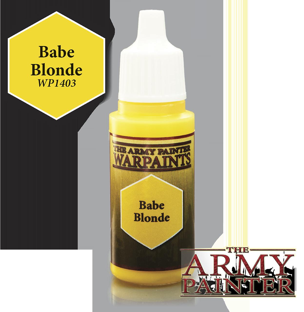 Babe Blonde