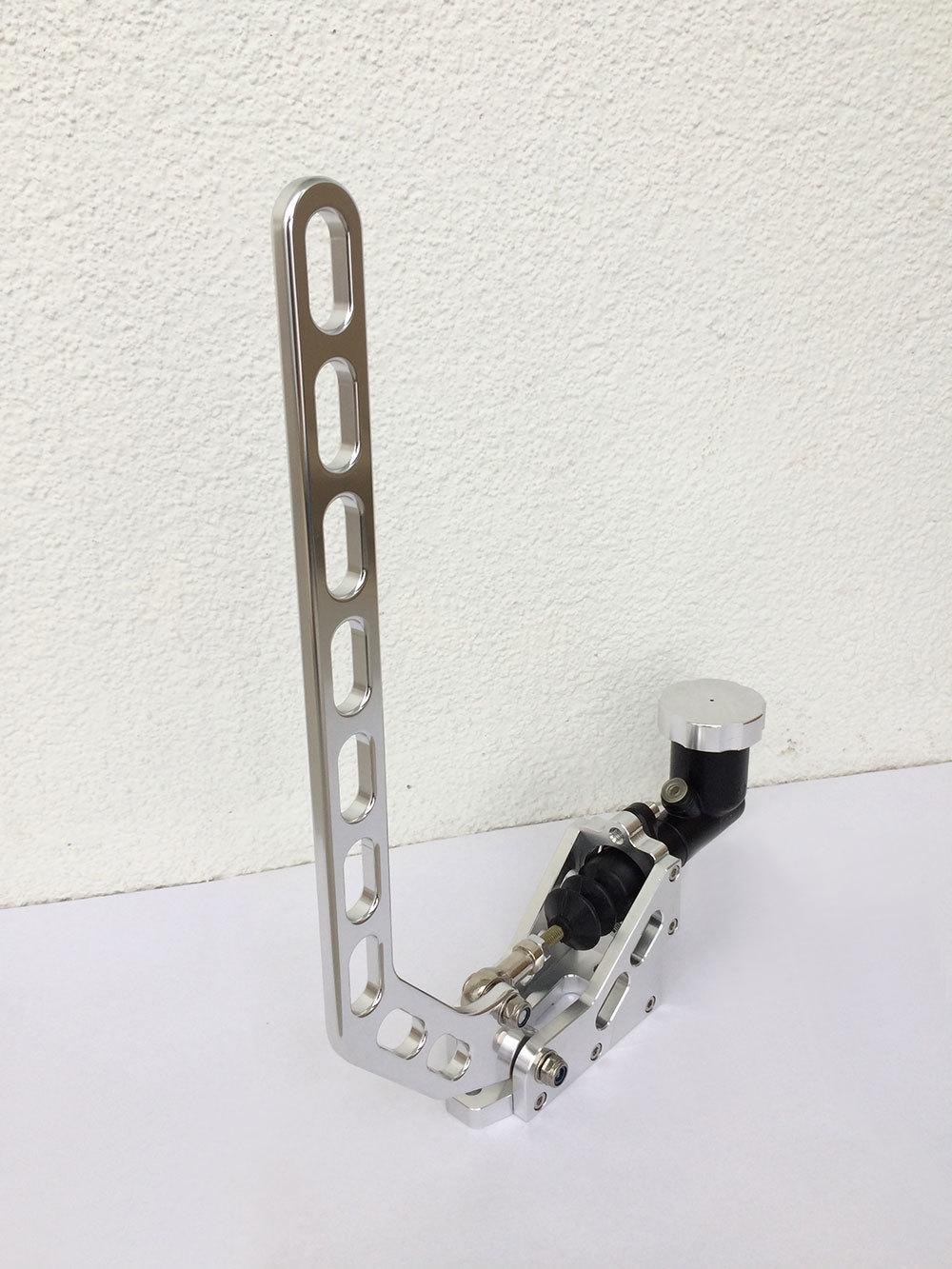 Hydraulic handbrake vertical