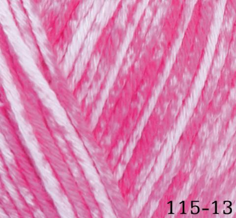 Купить Пряжа Himalaya Denim Код цвета 115-13 | Интернет-магазин пряжи «Пряха»