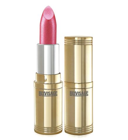 LuxVisage Губная помада  LUXVISAGE тон 05 яркий жемчужно-розовый с шиммером