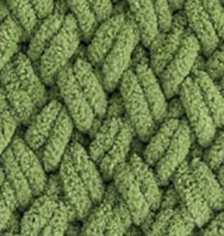 Пряжа ALIZE PUFFY №485 зелёный
