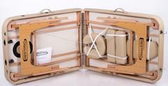 Аксессуары для Массажный стол деревянный 2-хсекционный RESTPRO Memory 2